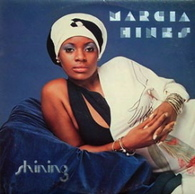 HINES,MARCIA  -  SHINING  (G77743/LP)