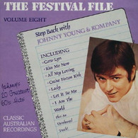 YOUNG,JOHNNY & KOMPANY  -  STEP BACK WITH : FESTIVAL FILE VOLUME 8  (G791276/LP)