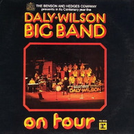 DALY WILSON BIG BAND  -  ON TOUR  (G80690/LP)