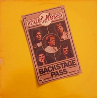 LITTLE RIVER BAND  -  BACKSTAGE PASS  (G81866/LP)