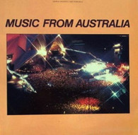 VARIOUS  -  MUSIC FROM AUSTRALIA  (G811041/LP)