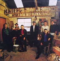 HUNTERS & COLLECTORS  -  WHAT'S A FEW MEN  (G82672/LP)