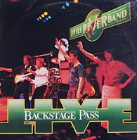 LITTLE RIVER BAND  -  BACKSTAGE PASS  (G82731/LP)