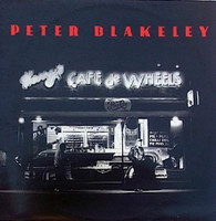 BLAKELEY,PETER  -  HARRY'S CAFE DE WHEELS  (G83617/LP)