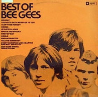 BEE GEES  -  BEST OF THE BEE GEES  (G86158/LP)