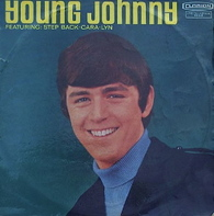 YOUNG,JOHNNY & KOMPANY  -  YOUNG JOHNNY FEATURING: STEP BACK-CARA-LYN  (G801012/LP)