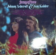 ASHCROFT,JOHNNY & GAY KAHLER  -  FACES OF LOVE  (G871856/LP)