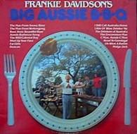 DAVIDSON,FRANKIE  -  BIG AUSSIE BBQ  (G871929/LP)