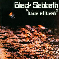 BLACK SABBATH - LIVE AT LAST    (UKCD6062/CD)