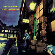 BOWIE/DAVID - RISE & FALL OF ZIGGY STARDUST & THE SPIDERS FROM MARS     (USCD1743/CD)
