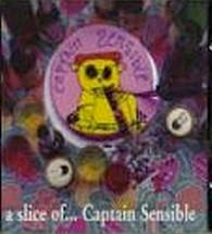 CAPTAIN SENSIBLE - A SLICE OF    (UKCD6991/CD)
