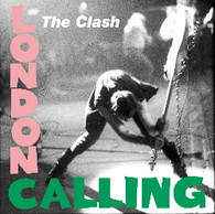 CLASH - LONDON CALLING (CD + DVD)    (CD5580/CD)