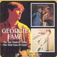 FAME/GEORGIE - THE TWO FACES OF FAME + THE THIRD FACE OF FAME    (CD16781/CD)