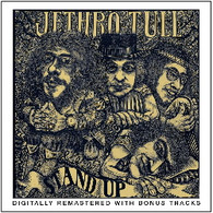 JETHRO TULL - STAND UP    (UKCD10425/CD)
