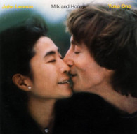 LENNON/JOHN AND YOKO ONO - MILK AND HONEY     (UKCD10428/CD)