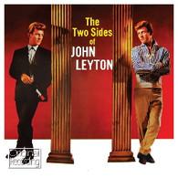LEYTON/JOHN - TWO SIDES OF JOHN LEYTON    (CD24233/CD)