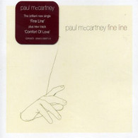 MCCARTNEY/PAUL - FINE LINE    (CDS1719/CD)