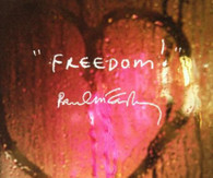 MCCARTNEY/PAUL - FREEDOM     (CDS1408/CD)