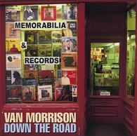 MORRISON/VAN - DOWN THE ROAD    (CD8076/CD)