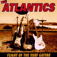 ATLANTICS - FLIGHT OF THE SURF GUITAR    (CD5743/CD)