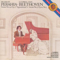 BEETHOVEN - APPASSIONATE SONATA : PERAHIA    (ZCD0010/CD)