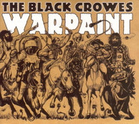BLACK CROWES - WARPAINT    (CD20840/CD)