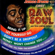 BROWN/JAMES - SINGS RAW SOUL    (USCD8512/CD)