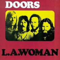 DOORS - L A WOMAN    (CD6065/CD)
