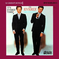 EVERLY BROTHERS - IT'S EVERLY TIME    (CD14110/CD)