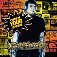GOLDFINGER - OPEN YOUR EYES    (CD8123/CD)