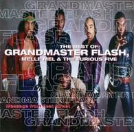 GRANDMASTER FLASH - MESSAGE FROM BEAT STREET : THE BEST OF    (USCD5609/CD)