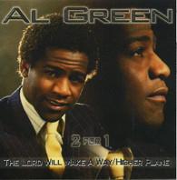 GREEN/AL - LORD WILL MAKE A WAY + HIGHER PLANE    (CD9264/CD)
