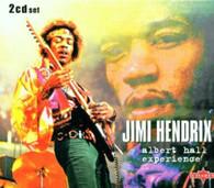 HENDRIX/JIMI - ALBERT HALL EXPERIENCE (2CD)    (CD13505/CD)