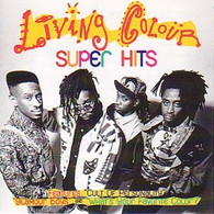 LIVING COLOUR - SUPER HITS    (CD5088/CD)