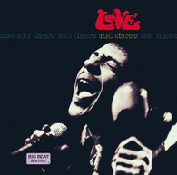 LOVE - OUT THERE    (CD10388/CD)