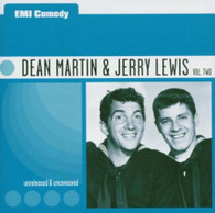 MARTIN/DEAN & JERRY LEWIS - EMI COMEDY VOLUME 2    (CD16573/CD)