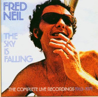 NEIL/FRED - THE SKY IS FALLING : COMPLETE LIVE    (CD13100/CD)