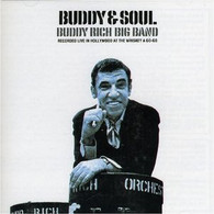 RICH/BUDDY - BUDDY & SOUL    (CD17421/CD)