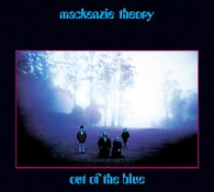 MACKENZIE THEORY - OUT OF THE BLUE    (CD22930/CD)