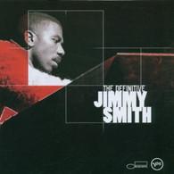 SMITH/JIMMY - DEFINITIVE JIMMY SMITH    (CD9262/CD)