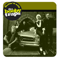 BOOBY TRAPS - MAKIN' IT WITH THE BOOBY TRAPS    (CD22150/CD)