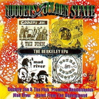 VARIOUS - BERKELEY EPS: NUGGETS FROM THE GOLDEN STATE (COUNTRY JOE & THE FISH, MAD RIVER, FRUMIOUS BANDERSNATCH & NOTES FROM THE UBDERGROUND)    (UKCD5183/CD)