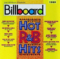VARIOUS - BILLBOARD HOT R&B HITS 1989     (USCD7627/CD)