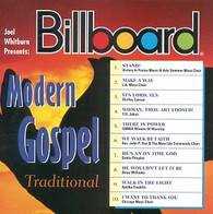 VARIOUS - BILLBOARD MODERN GOSPEL : TRADITIONAL    (ACD1322/CD)