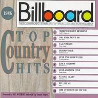 VARIOUS - BILLBOARD TOP COUNTRY HITS 1986    (USCD5150/CD)