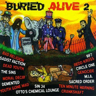 VARIOUS - BURIED ALIVE 2 : THE BEST FROM SMOKE 7 RECORDS VOL. 2    (UKCD6554/CD)