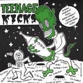 VARIOUS - TEENAGE KICKS    (USCD9471/CD)