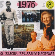 VARIOUS - A TIME TO REMEMBER 1975    (CD7345/CD)