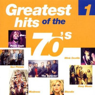 VARIOUS - GREATEST HITS OF THE 70S VOL.1    (CD6089/CD)