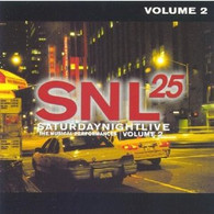 VARIOUS - SATURDAY NIGHT LIVE : THE MUSICAL PERFORMANCES VOL.2     (ACD1793/CD)